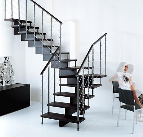 Scale albini fontanot scale per interni scale a chiocciola elicoidali a rampa - Scale a rampa per interni ...