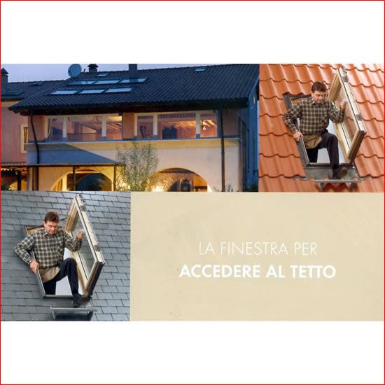 Velux tende avvolgibili finestre per tetti persiane for Finestra da tetto