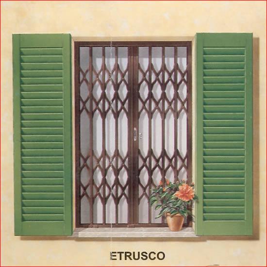 Serrande metalliche spagnoli cancelli di sicurezza cancelli estensibili - Serrande elettriche per finestre ...