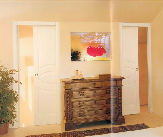 Dierre porte per interni di qualit per la vostra casa ed - Porte laccate avorio ...