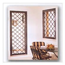 Serramenti infissi pvc legno alluminio porte finestre - Cancelli in ferro per porte finestre ...